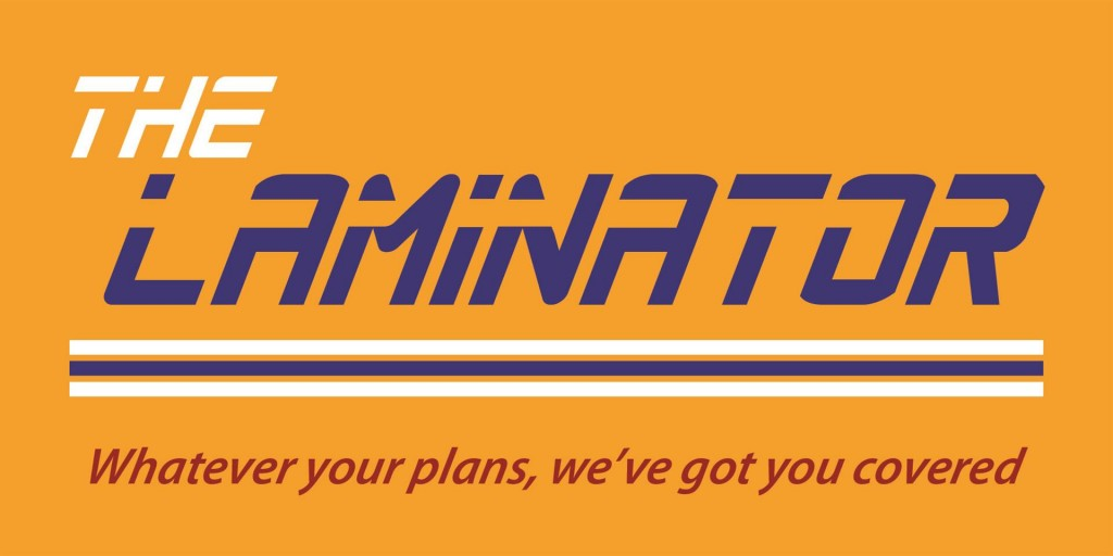 The Laminator final logo (Large)